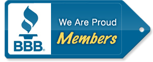 We Are Proud BBB Members